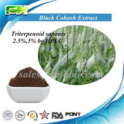Natural Health Supplements Cimicifuga Racemosa Extract Triterpene Glycosides, Black Cohosh Extract
