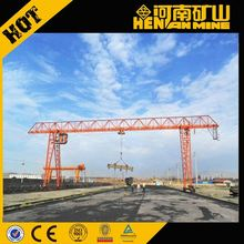 Material Handling 55Ton Hoist Service Gantry Crane Prices Operator For Pipeling