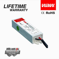 15W 24V waterproof led driver IP67 power supply BG-15-24 with CE ROHS