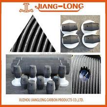 Eletrodos de grafite para a produção de aço