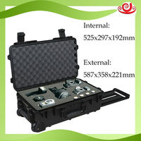 Optical equipment safety Case M2500 with foam