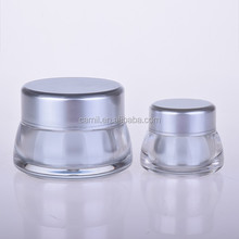 hot sale new style cosmetic sample containers for cream