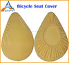 Eco-friendly soft cotton bicycle seat cover bike saddle Cover