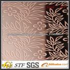 gravura folha de aço inoxidável do SUS 304