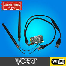 VONETS NEW MINI USB 150mbps mini pcie wifi module with 3g router