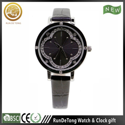 2015 new lucky four leaf clover vogue watch for fashion ladies