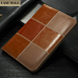 Hot selling PU rotating wallet leather case for ipad mini case with stand
