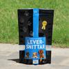 Matt pet food side gusset bag for dog/Natural pet food line foil packaging bag