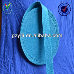 quality polyester bag strap material