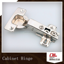 one way furniture cabinet hinge with two hole