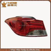Universal Truck Trailer rear tail combination lights