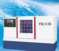 YK3120 CNC Gear Hobbing Machine