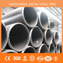 ASTM A106Gr.B/A53 Gr.B/St52 carbon and alloy seamless steel pipe
