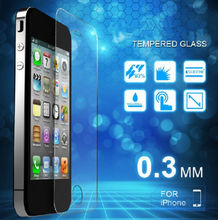 Tempered Glass Screen Protector For Samsung Galaxy S3/4/5 Note 2 3 4 touch screen cleaner for iPhone 6 5 4