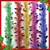 2015 Hot Best Quality Promotion Wired Christmas Ribbons Luxury Christmas Ribbon Outdoor Christmas Ribbon