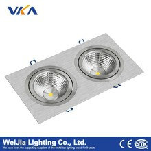 high power led ceiling light AC85-265V with Warm or Cool white with no bulb of indoor room