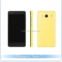 "5.5"" FHD 1920X1080 Xiaomi Red Mi Note 2 Mobile Phone MTK6795 Octa Core Android 2GB RAM 16/32GB ROM Original Hongmi Note 2"