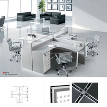 Modern Cheap Leather Mesh Plastic Office Swivel plastic tables and partitions