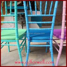 hotel furniture hotel chair / clear PC tiffany chiavari chair / wedding chiavari chair Chiavari-C
