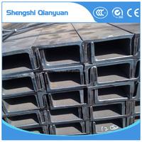 U Channel Steel Sizes/Steel Channel/U Shape Steel Beam/100*50 Channel Steel Bar
