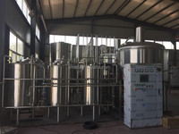 Beer Making Processing Types and CE Certification 800L 900L 1000L Beer Brewing Equipment/Beer Fermenter
