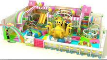 2015 newest kids toy and game of soft indoor playground