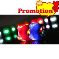 High quality Silicone Bright bicycle led light bar decoration light flashlight with high quality