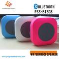 Parlante Bluetooth A Prueba De Agua Manos Libres Baño,función Manos Libres,Waterproof Level IPX4(PSS-BTS08)