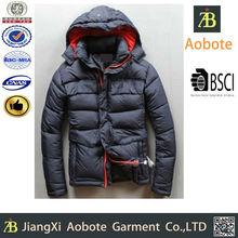 2015 Customized Outdoor Casual Short Men's Ski Jacket,Winter Coat