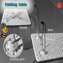 plegable de plástico de la sala pequeña mesa de esquina