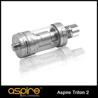 Newest 2015 E-Cig Atomizer Aspire Triton 2 with update Clapton 0.5ohm Coil