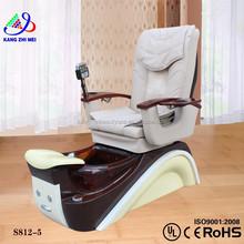 2015 manicure pedicure chair&pacific spa pedicure chair&pedicure massage chair parts portable (KM-S812-5)