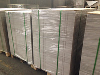 Mixed Pulp Material and Coated AA Grade 450G Duplex Board White Back