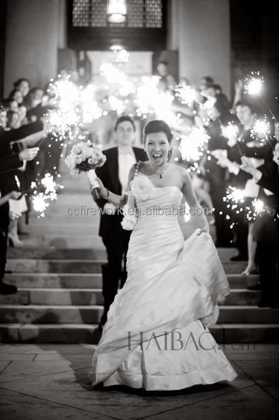 New Design 2016 Wholesale Fireworks With Wedding Sparklers