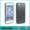 Hot selling slim leather back cover case for iPhone mobile phone , for iPhone 5S hard back cover