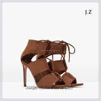 OS36 picture for fashion style retail 2015 lady fashion shoe