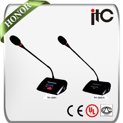 ITC TH Series UHF Wireless Microphone for Conference System