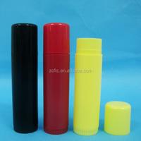 15g empty PP lip balm tubes / containers, plastic twist up glue stick tubes