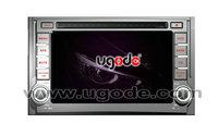2 Din car radio for Hyundai H-1 /Hyundai Grand Starex with GPS Navigation system! hot selling!