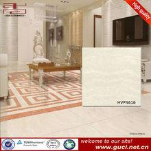 non slip acid resistant polished porcelain wall and floor tile