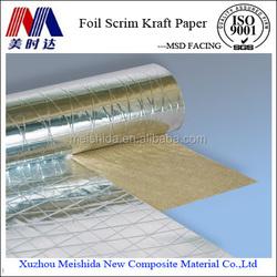 Double side Reflective laminate aluminum foil