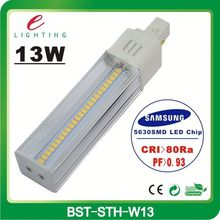 high power g24 base led lamp with 3 Years Warranty