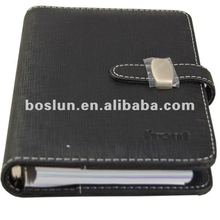 High quality Hotsale PVC promotional note book