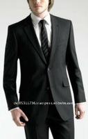 Thailand Elegant Woolen Men's Tuxedos Suits