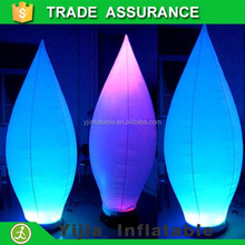stage and party decoration inflatable light bulb