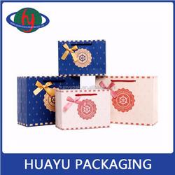 Customer Logo printing paper wine bag wholesale