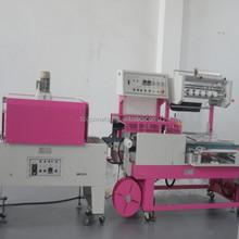 Certificação CE full auto shirnk enrole L estilo de vedação máquinas para livro de autógrafos