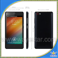 Cheapest Price 4.5 inches MTK6582 Quad Core City Call Android Phone