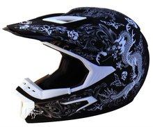 2015 New Motor Cross Off Jet Road Helmet F603 Matte Black