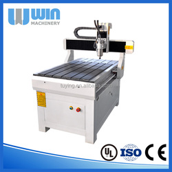 High Precision Computer Controlled Wood Carving Machine